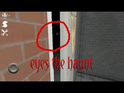 SCARY HORROR GAME ANDROID - eyes the haunt - complete walkthrough gameplay