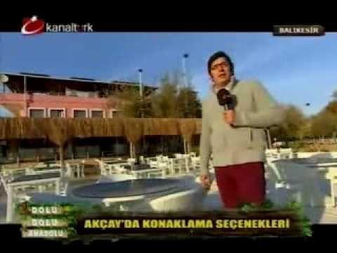 19 Şubat 2014 [Kanal Türk] Dolu Dolu Anadolu Programı Akçayı Tanıtıyor.