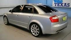 Used 2005 Audi A4 1.8T Dallas TX