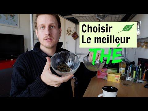Comment choisir le meilleur thé ?