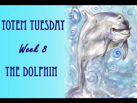 Totem Tuesday 8 - The Dolphin