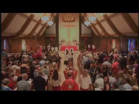 Pentecost (A) - Catholic Mass at Christ the King