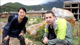 Veggie Travels - Lugu Lake, Lijiang Yunnan, China
