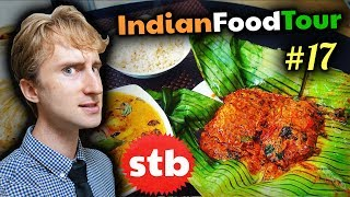 Top-Notch KERALA FOOD // South Indian Food Tour #17 in New Delhi, India