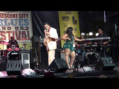 Bobby Rush (1of2) @ Crescent Blues Festival 2017, New Orleans.