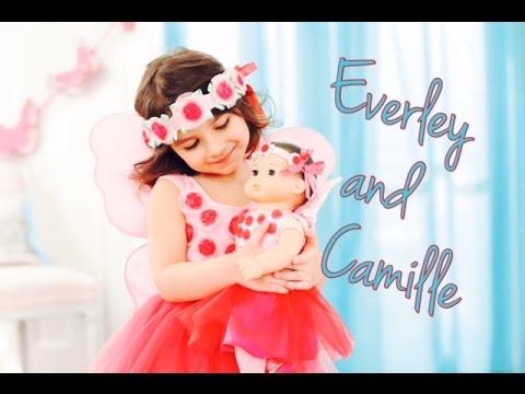 Everley & Camille Go Visit Grandma - Children's Bedtime Story/Meditation