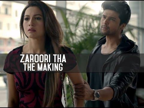 Rahat Fateh Ali Khan   Making of Zaroori Tha thumbnail