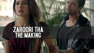 Rahat Fateh Ali Khan | Making of Zaroori Tha