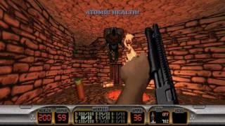 Duke Nukem 3D [20th Anniversary World Tour] - E1L5: The Abyss