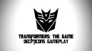 [PS2] Transformers The game Decepticons