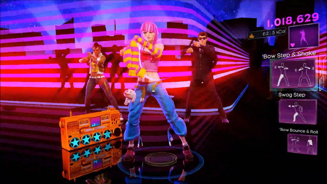 Dance Central 3 - Get Ur Freak On - (Hard/100%/Gold Stars ...
