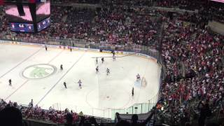 Финальный свисток Россия - США ЧМ по хоккею 2015 1/2 финал