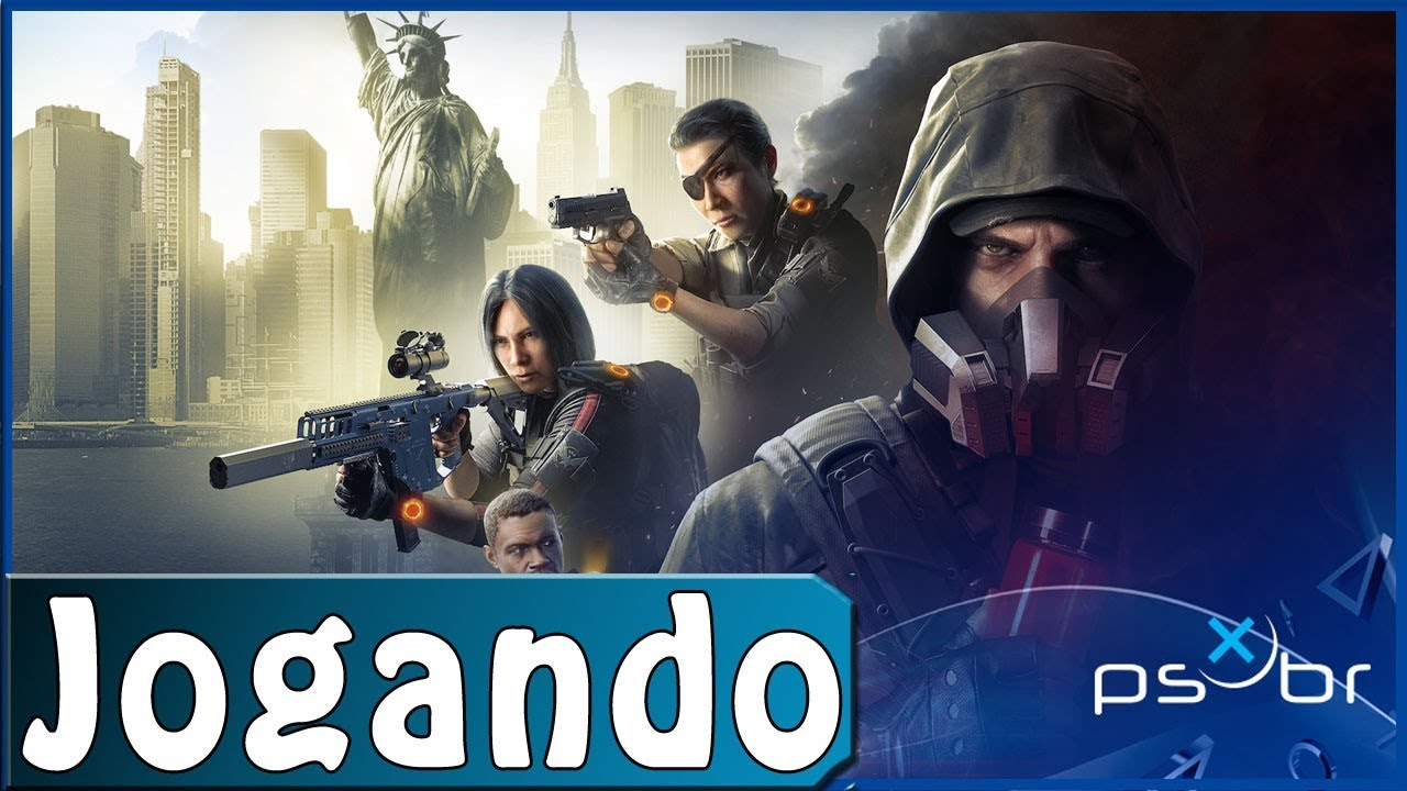 The Division 2 (PS4) - Expansão Warlords of New York - Gameplay - Primeiros 30 Minutos