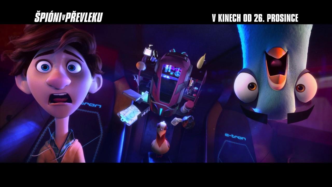 Špióni v převleku / Spies in Disguise (2019) HD spot #2