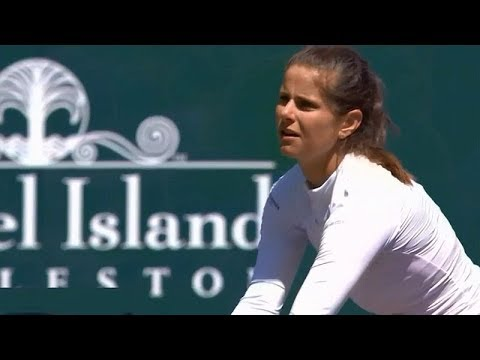 Naomi Osaka vs Julia Goerges Highlights HD CHARLESTON 2018
