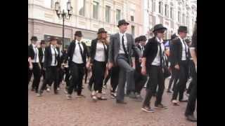 Флешмоб памяти Майкла Джексона в Нижнем Новгороде 2013 / RIP Michael Jackson 2013
