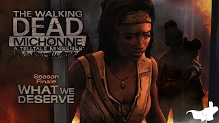 The Walking Dead: Michonne - Episode 3 - What We Deserve Walkthrough