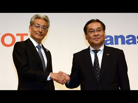 Panasonic And Toyota Agree To Establish Joint Venture Related To Town Development Business