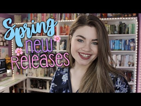 TOP 13 NEW RELEASES OF SPRING 2018