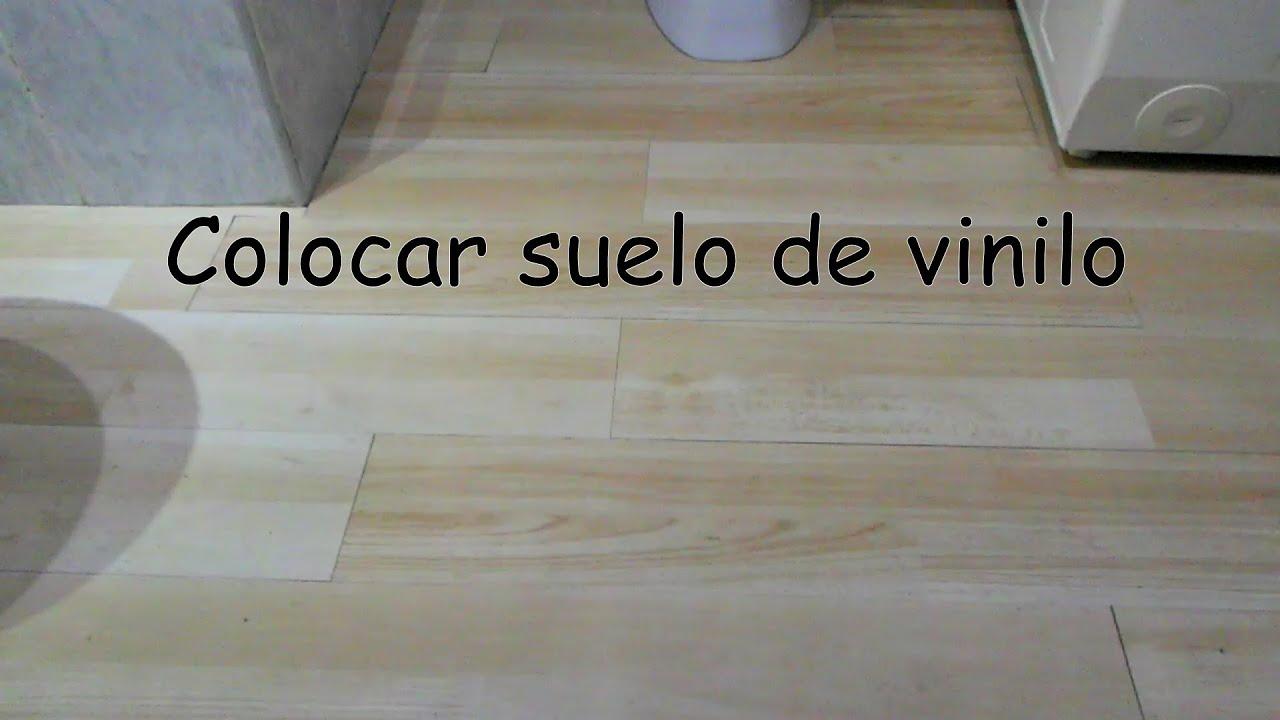 Como instalar suelo vinilico how to install vinyl for Losetas de vinilo autoadhesivas para bano