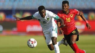 CAN-2019 : Mauritanie - Angola (0-0), un nul qui n'arrange personne