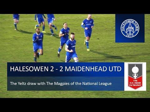 Halesowen Maidenhead Goals And Highlights