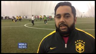 Ahmadiyya Muslim Youths hold national football tournament