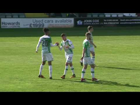 Highlights: Yeovil 0-1 Wycombe