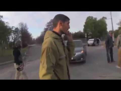 Pro Russian Separatists Militia Storms the Donetsk Airport | Ukraine War
