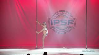 Csenge Szanto - IPSF World Pole Championships 2018