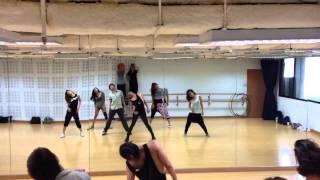Gimme More Choreography