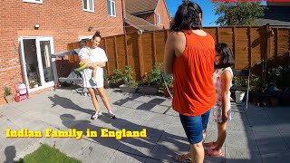 Who came to meet us Today??| Indian Family Vlogs from England| The Sangwan Family