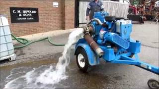 Sykes Water Pump Demo Video