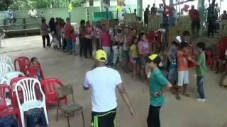 DÍA DE LA FAMILIA URBANA EN AGUA DE DIOS Primera parte.