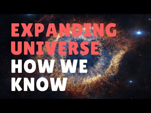 How we came to know that our universe is expanding  Expanding universe Hindi