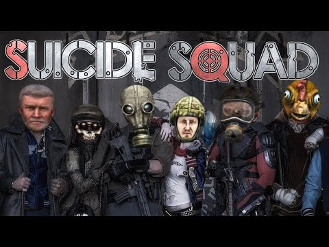 Killing Floor - Suicide Squad |