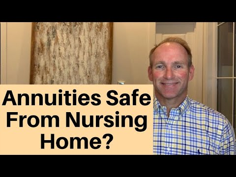 are-annuities-protected-from-the-nursing-home?