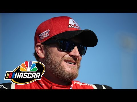 Dale Earnhardt Jr. recalls first time he beat Dale Sr. in a race I NASCAR I NBC Sports