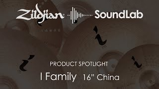 "16"" I Family China - ILH16CH"