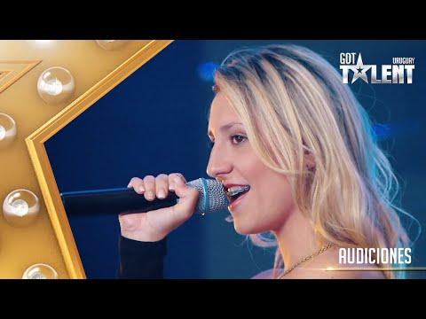 ¡La Christina Aguilera uruguaya! ANA no pudo convencer al jurado