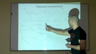 Тема 1.7. Приклад застосування властивостей лінійних систем.