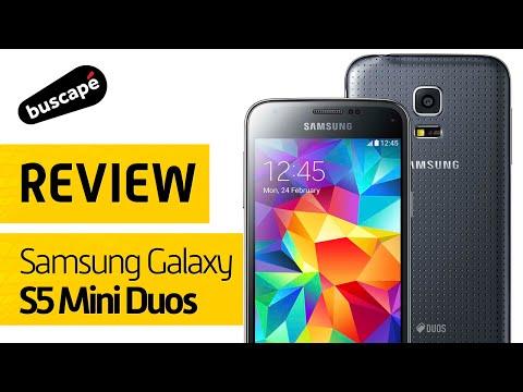 Samsung Galaxy S5 Mini Duos - Avaliação
