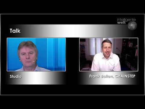 3 wichtige Schritte zur Blockchain (für Firmen) - Frank Bolten, CHAINSTEP