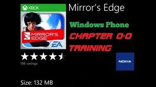 Mirror's Edge Mobile Chapter 0-0 Training