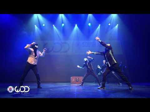 World of Dance South Korea Qualifier 2016 Expression Crew