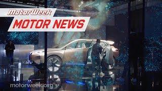 Motor News: 2019 Consumer Electronics Show