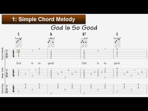 Gods Been Good Chords By Christian Worship Chords
