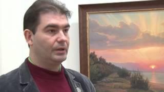 видео В Москве открывается выставка к 135-летию художника Герасимова