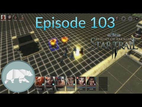 Realms Of Arkania - Star Trail - Episode 103 - Temple in Tjolmar 20 - Not yet the finale