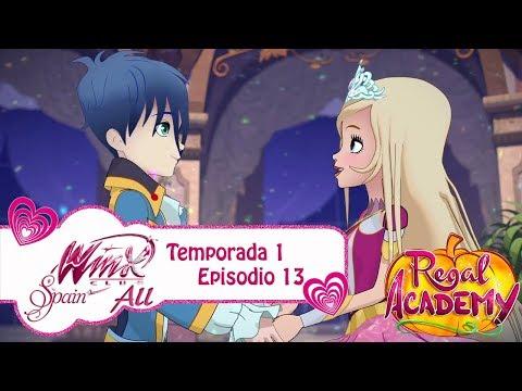 Regal Academy - Temporada 1 Episodio 13 - El Gran Baile - COMPLETO